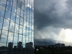 Reflections... Weather Modern Modern Architecture Architecture Nopeople Buildings Summerstorms Sofia Blockofflats Residential Building Glass - Material Glassfacade Reflections Weather Photography Weathered Storm IPhone Iphonography Iphone6 Symetry SplitSc (Nick Pandev) Tags: weather modern modernarchitecture architecture nopeople buildings summerstorms sofia blockofflats residentialbuilding glassmaterial glassfacade reflections weatherphotography weathered storm iphone iphonography iphone6 symetry splitscreen urban urbangeometry checkthisout snapshotsoflife