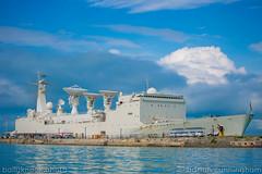 monge (adicunningham) Tags: ocean life french boats island ships navy tugboat bermuda tug dockyard islandlife