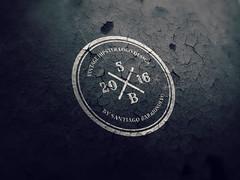 Santiago Barrionuevo Vintage Badge