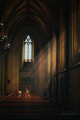 St. Patrick's Cathedral ( : LIU Photography ) Tags: travel church canon landscape photography catholic sydney australian australia melbourne brisbane chamber hdr 1635l 1dx