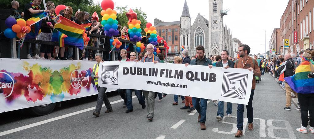 PRIDE PARADE AND FESTIVAL [DUBLIN 2016]-118122