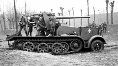 "8,8cm Pak 68 monted on halftrack chassis • <a style=""font-size:0.8em;"" href=""http://www.flickr.com/photos/81723459@N04/27831391675/"" target=""_blank"">View on Flickr</a>"