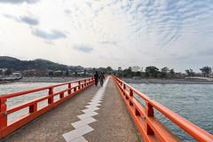 / Asagiri Bridge (yiming1218) Tags: bridge red sky cloud japan architecture zeiss river japanese kyoto sony   fe za uji f4 asagiri 1635  1635mm a7ii  a7m2 sel1635z ilce7m2