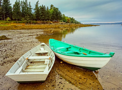 29480003.jpg (appliguy89) Tags: places scansfromcds mamiya645 maine acadia national park sunset row boats