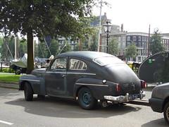 Volvo PV 544 (19-06-1963) (brizeehenri) Tags: mu7161 pv544 volvo
