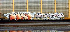 bond - hitop '08 (timetomakethepasta) Tags: bond hitop lfc mls freight train graffiti art autorack zae most liked suspect