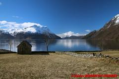 Nordfjord - Lote (soyouz) Tags: geo:lat=6187079660 geo:lon=607242000 geotagged hestenesyra lote nor norvge sognogfjordane neige montagne fjord nordfjord norvegela