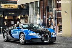 Bugatti Veyron 16.4 (Stian Hheim) Tags: bugatti veyron eb 164 car cars supercar supercars auto autos automobile automobiles filter stian hheim photography nikon d3200 af 50mm summer london 2016 polarizingfilter polarized polarizing photoshop photo photographie parked