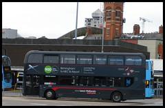 NX West Midlands Patinum bus 6703 Pool Meadow Coventry. (nexapt101) Tags: 6703 platinum 900