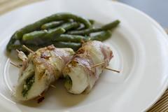 Turbot rolls with Colonnata lard (Luca Nebuloni) Tags: cibo food mangiaconme rombo turbot lard lardo