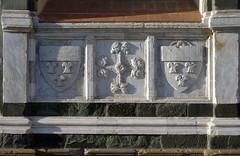 Tomb, Santa Maria Novella façade