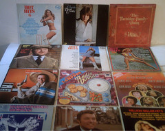 1970's Vinyl L.P. Records: (Retro King) Tags: 1970 records vinyl 1971 lps 1972 albums pop 1973 mfp 1970s