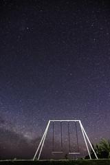 (Nico Rodrguez) Tags: hamacas stars sky night minimalism outdoors hammocks paisaje landscape d750