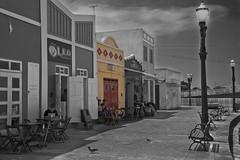 Mercado Velho (Jamie B Ernstein) Tags: riobranco market velhomercado mercado brazil monochrome blackandwhite selectivecolour street