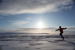 IMG_0493 (www.AlastairHumphreys.com) Tags: snow canada expedition science arctic polar