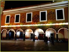 Convento Franciscano Siglo XVI las Cinco Llagas y Capilla del Beato Sebastian de Aparicio (Centro) Puebla de los Angeles,Puebla,México