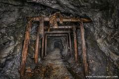 Ohne TÜV (Reviersteiger) Tags: untertage altbergbau streckenausbau eisenerzbergwerk stillgelegtebergwerke