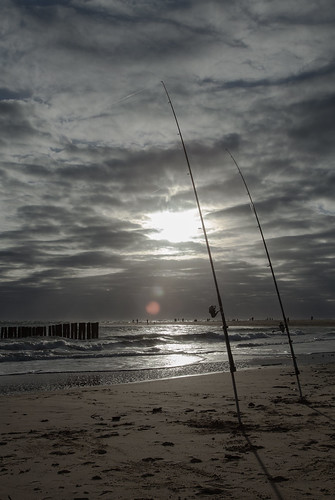 ocean sunset sky fish beach water clouds de soleil fisherman sand eau bordeaux coucher sable ciel nuages vague plage arcachon atlantique gironde