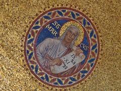 Mosaiken in der Erlserkirche in Mirbach / Eifel (mama knipst!) Tags: church kirche eifel glise mosaik mirbach erlserkapelle