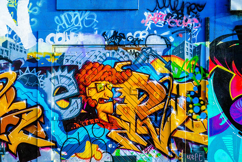 STREET ART AT WINDMILL LANE CHRISTMAS 2014 REF-100881