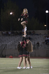 Homecoming Week 2014 PCC Vs. BCC 133 (Pasadena City College) Tags: homecoming cheerleading spiritweek