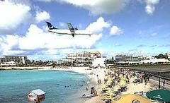 LIAT Atr72 V2-LIA St Maarten Princess Juliana Airport Webcam capture (AirportWebcams.net) Tags: saint st fence islands webcam airport martin princess lia extreme surfing juliana capture approach maarten sxm tncm leeward