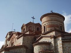 DSCF6313 (amsterdamned74) Tags: church saint macedonia ohrid clement sveti makedonija kliment plaosnik