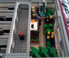 Aurora Deck 2 Hydroponics (LegoSpaceGuy) Tags: brick ship lego space scifi spaceship sci starship moc classicspace