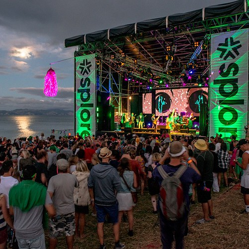 Looking forward to going to New Zealand in February for this! - Splore Festival