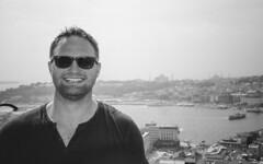 IST - Me GH (chrisbastian44) Tags: city turkey cityscape muslim islam wideangle istanbul mosque ist hagiasophia bosphorus islamic cityview goldenhorn vsco vscofilm replichrome