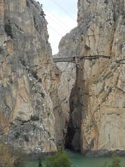 El Chorro to Embalse onde Guadalhorce 21 Nov2014 (ecology_garden) Tags: