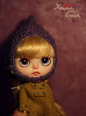 blythe Knitted hat 1