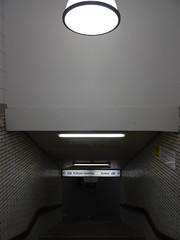 Berlin - U-Bahnhof Wutzkyallee (IngolfBLN) Tags: berlin station germany underground subway deutschland metro ubahnhof ubahn neuklln pnv bvg u7 gropiusstadt wutzkyallee wutzky
