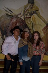10.- César Benítez, Graciela Santos y Angela Benítez 2