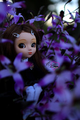 Blooming With In Me<3 (dreamdust2022) Tags: school cute girl smart happy doll pretty sweet innocent young pullip nina charming pure darling playful kenzie