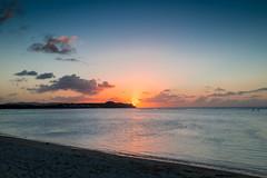 Gun Beach Sunset