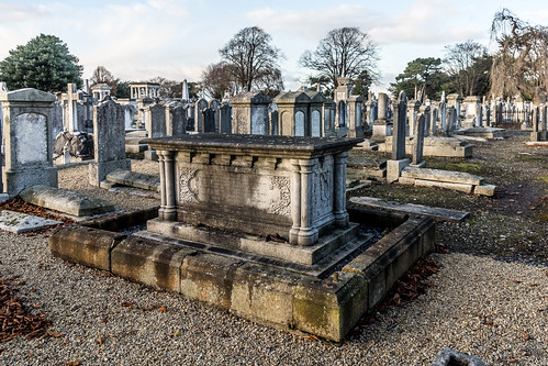 Mount Jerome Cemetery & Crematorium is situated in Harold's Cross Ref-100407