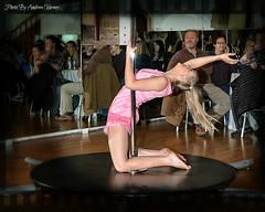 Girls on Film (andrew.varney) Tags: woman nikon pole poledancing d5100