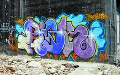 Archives Graffiti (oerendhard1) Tags: urban streetart art graffiti rotterdam risk vandalism archives wodas