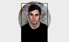 (Lauren Del Guercio) Tags: boy portrait male photoshop weird surreal joe indie