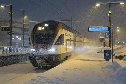 Heerbrugg - Station SBB