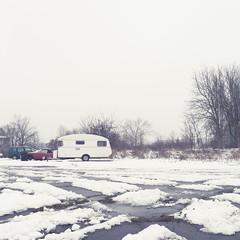 (maxelmann) Tags: schnee winter germany leipzig le sachsen tristesse matsch quadrat quadratisch 2014 maxelmann leipzigerstadtansichten leipzigimquadrat