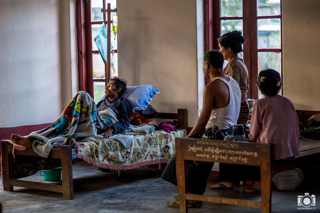 Hospital de Nyaungshwe (Myanmar)
