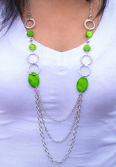 Glimpse of Malibu Green Necklace K1 P2810-3 (2)