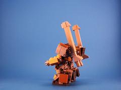 VLS H029m Side (Jay Biquadrate) Tags: mobile lego frame zero mecha mech moc microscale mfz mf0