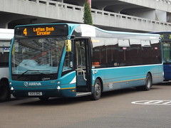 Arriva Network Harlow (Arriva Kent & Surrey) Optare Versa KX13DHG (4237) Harlow Bus Station 09/01/15 (TheStanstedTrainspotter) Tags: bus public buses kent transport chatham harlow network publictransport gillingham arriva rainham 4237 tgm optareversa arrivakent harlowbusstation networkharlow arrivakentsurrey arrivakentandsurrey kx13dhg