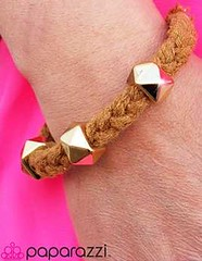 5th Avenue Brown Bracelet K2 P9412A-3