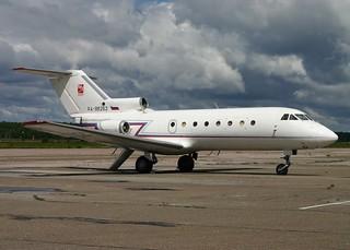 RA-88263 YAK-40 Bylina Nizhny Novgorod  21.07.06