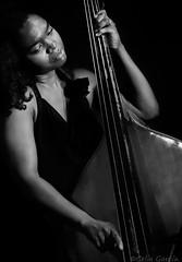 Mimi Jones (jazzypixels) Tags: blanco y negro jazz msica contrabajo  mimijones