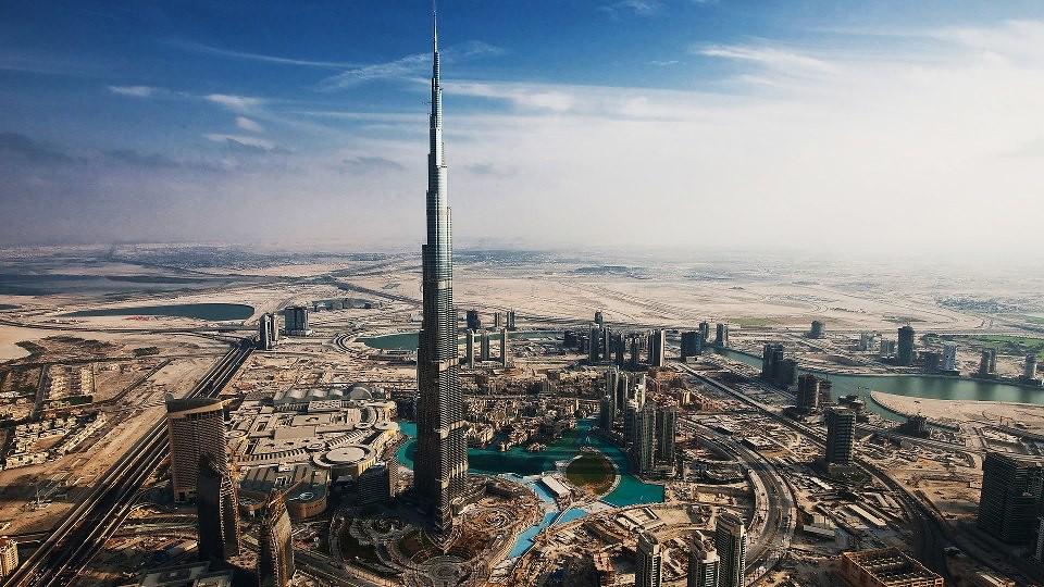 Burj Khalifa là niềm tự hào của Dubai